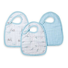 Load image into Gallery viewer, Aden + Anais Classic Snap Bib (3 Pack)