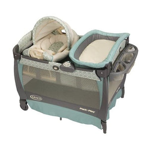 Graco Graco Pack 'n Play Playard with Cuddle Cove Rocking Seat