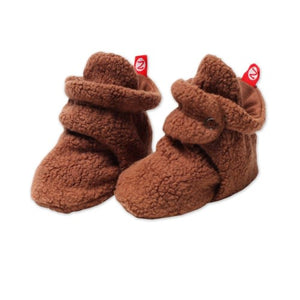 Zutano Cozie Fleece Baby Booties