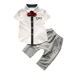 Fashion Baby Boy Outfit Set