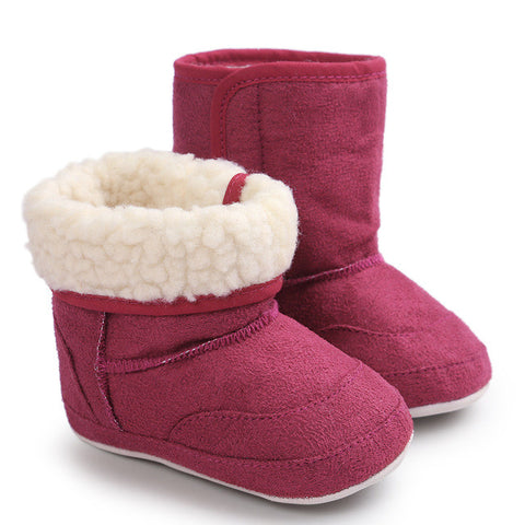 Baby Soft Sole Boots