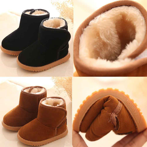 Winter Cotton Snow Boots