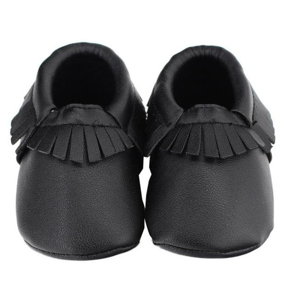 Tassels Baby Moccasin Shoes
