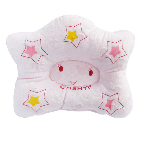 Baby Pillow Infant Sleep Positioner Anti Roll Cushion