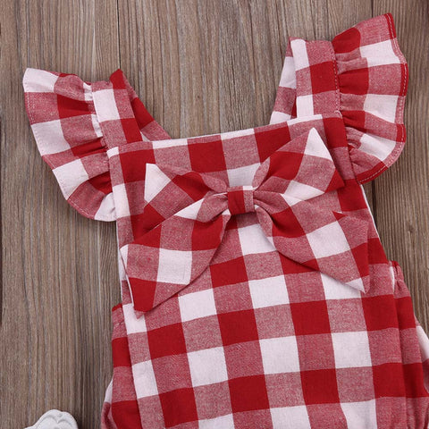 Baby Girl Costume Set
