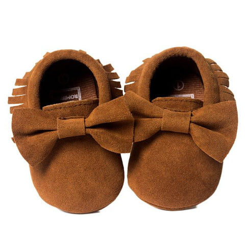 Tassels Bowknot Casual Shoes