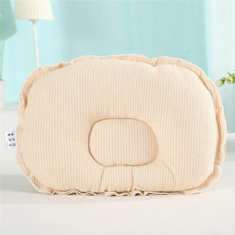 Organic Cotton Baby Pillow