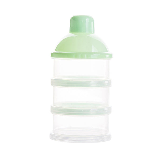 Baby Powder Dispenser Container 3 Layers