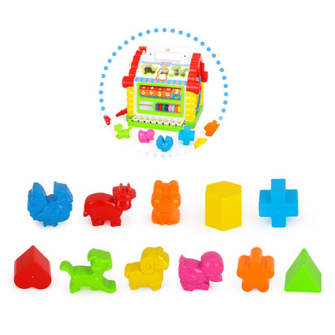 8 in 1 Multipurpose Educational Toy