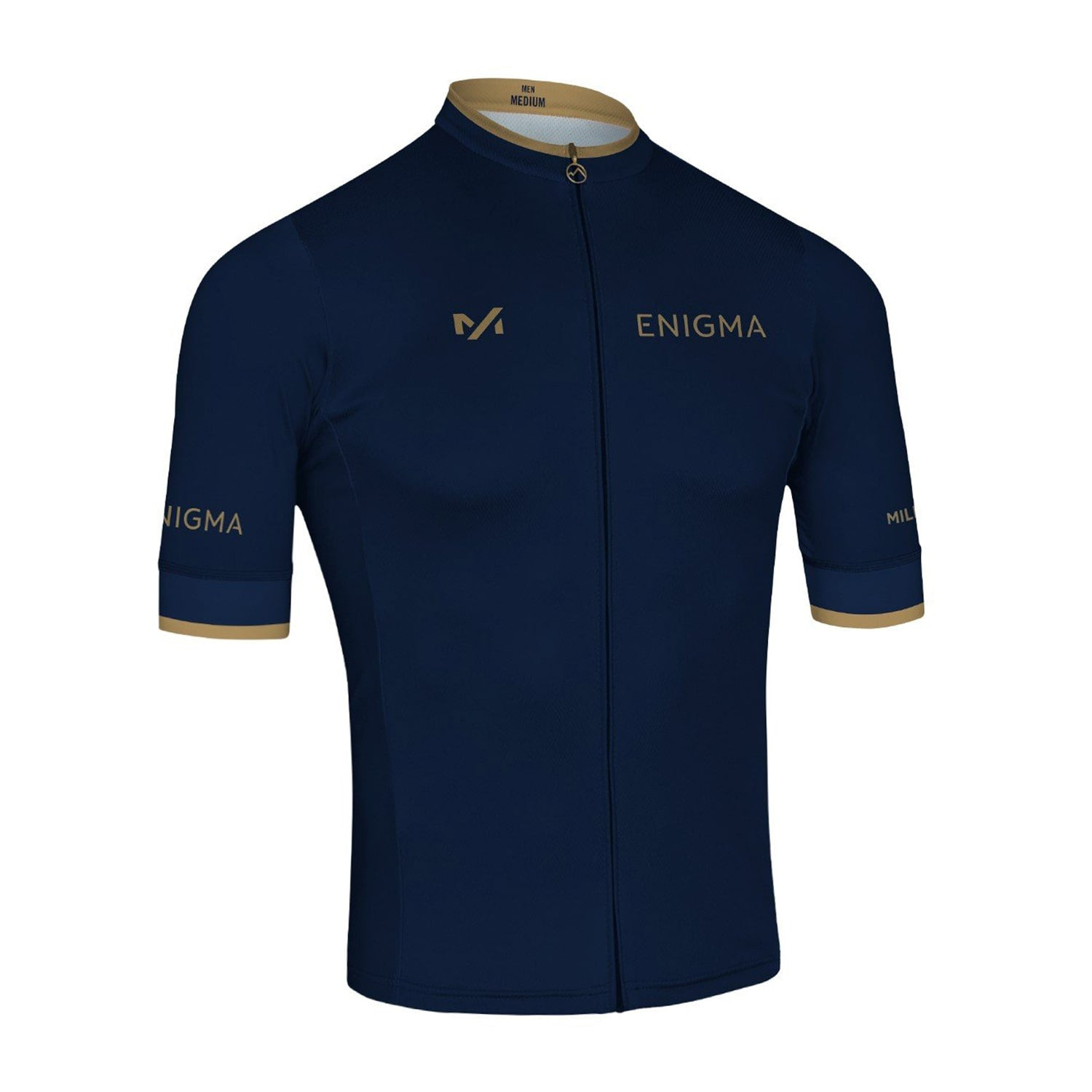 Enigma Classic Club Jersey - Navy Short Sleeve