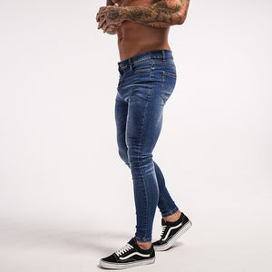 RHYS JEANS - DARK BLUE