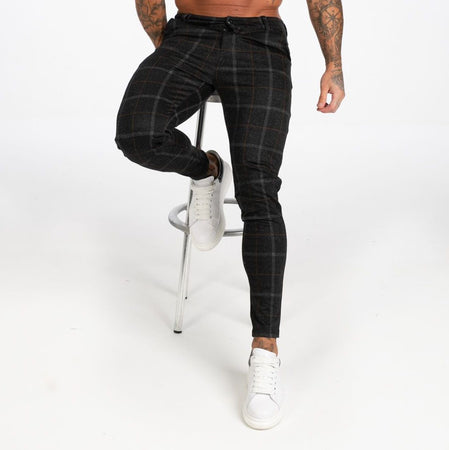 ANGELO TROUSER - BLACK