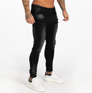 AIDEN JEANS - BLACK GREY