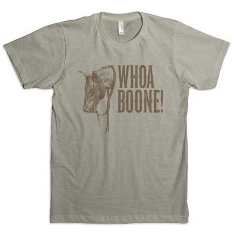 Whoa Boone Graphic Tee