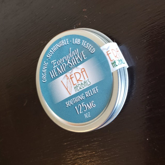 Hemp Salve 125mg
