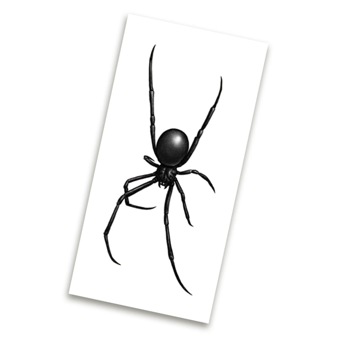 Spider Temp Tattoo