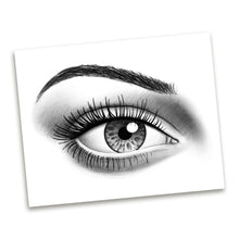 Load image into Gallery viewer, Eye Temp Tattoo