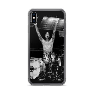 Travis Barker iPhone Case
