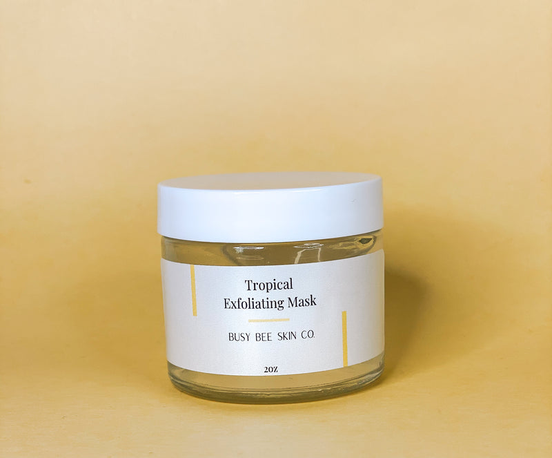 Tropical Exfoliating Mask