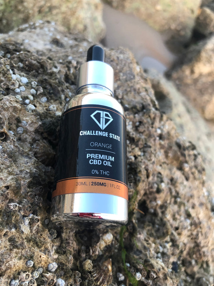 *NEW* PREMIUM ORANGE CBD OIL 30ML for £44.00