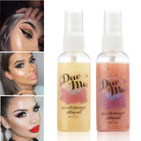 Fixier-Foundation-Spray - Mattiertes Finish für länger anhaltendes Make-up
