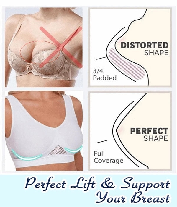 Ultra Komfort Breathable Air Bra