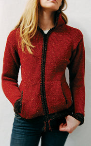 Econ Sweater (Red)