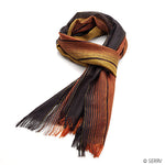 Autumn Shimmer Scarf - Small Things Fair Trade