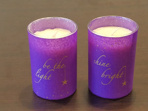 Be The Light Soy Candle - Small Things Fair Trade