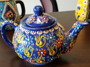 Turkish Teapot - Small - Small Things Fair Trade