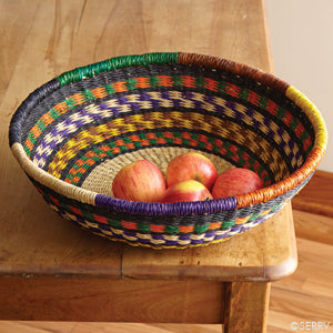 Anbese Fruit Basket - Small Things Fair Trade
