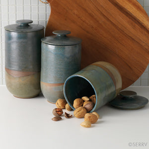 Landscape Series Canister Set - Small Things Fair Trade