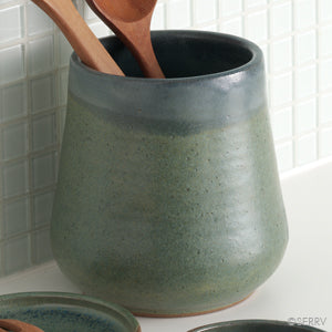 Landscape Utensil Holder - Small Things Fair Trade