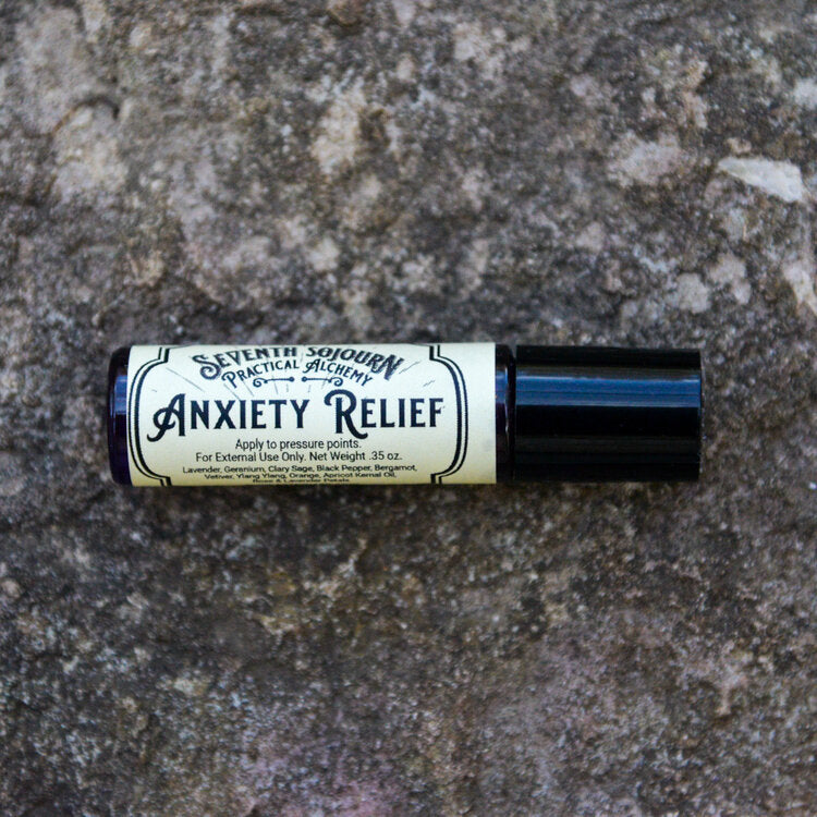Anxiety Relief - Seventh Sojourn
