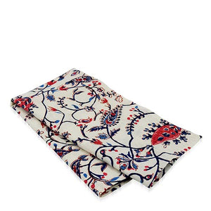 Floral Elegance Napkins- Set of Two - Small Things Fair Trade