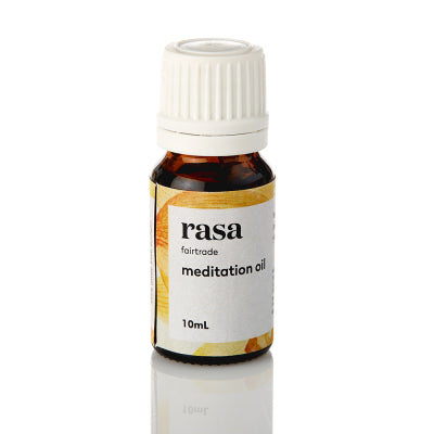 Rasa Essential Oils - Meditation or Relaxation Blend - Small Things Fair Trade