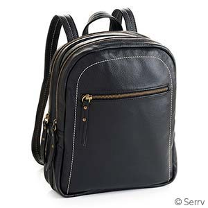 City Backpack - Black - Small Things Fair Trade