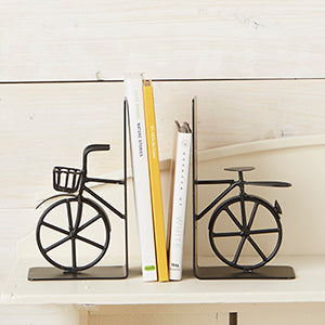 Bicycle Bookends - Small Things Fair Trade