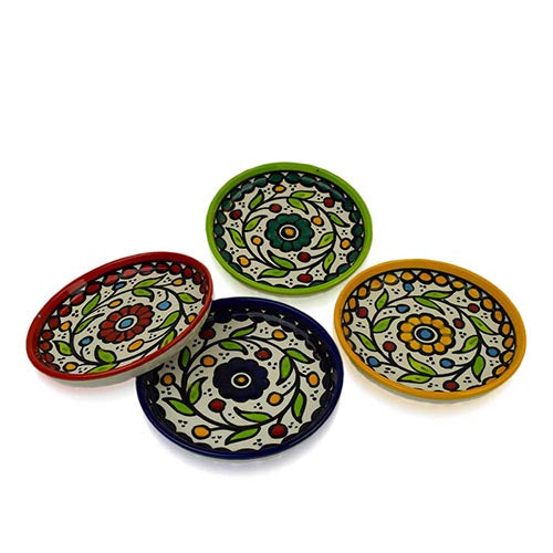 West Bank Appetizer Plate - Small Things Fair Trade