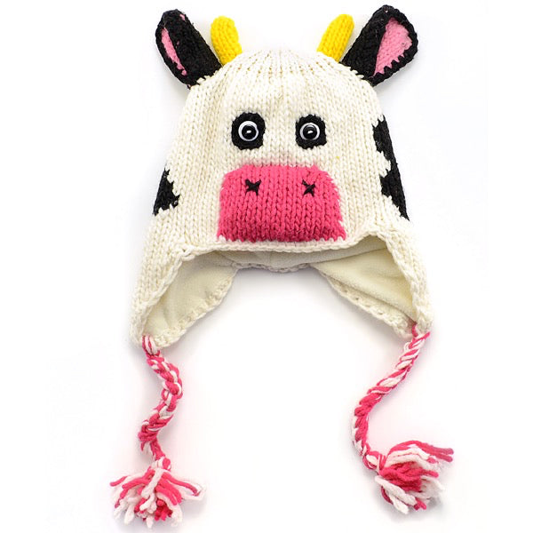 Kid's Animal Hat - Small Things Fair Trade