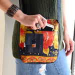 Kantha Crossbody Bag - Small Things Fair Trade