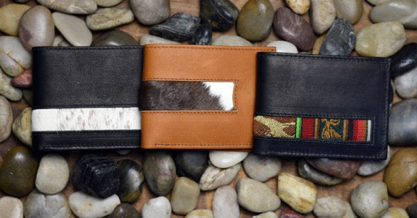 Textile Bifold Wallet - Small Things Fair Trade