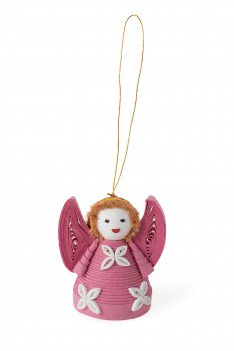 Quilled Angel Ornament - Small Things Fair Trade