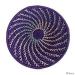 Basket - Violet Fern - Small Things Fair Trade