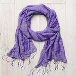 Mulberry Scarf - Small Things Fair Trade