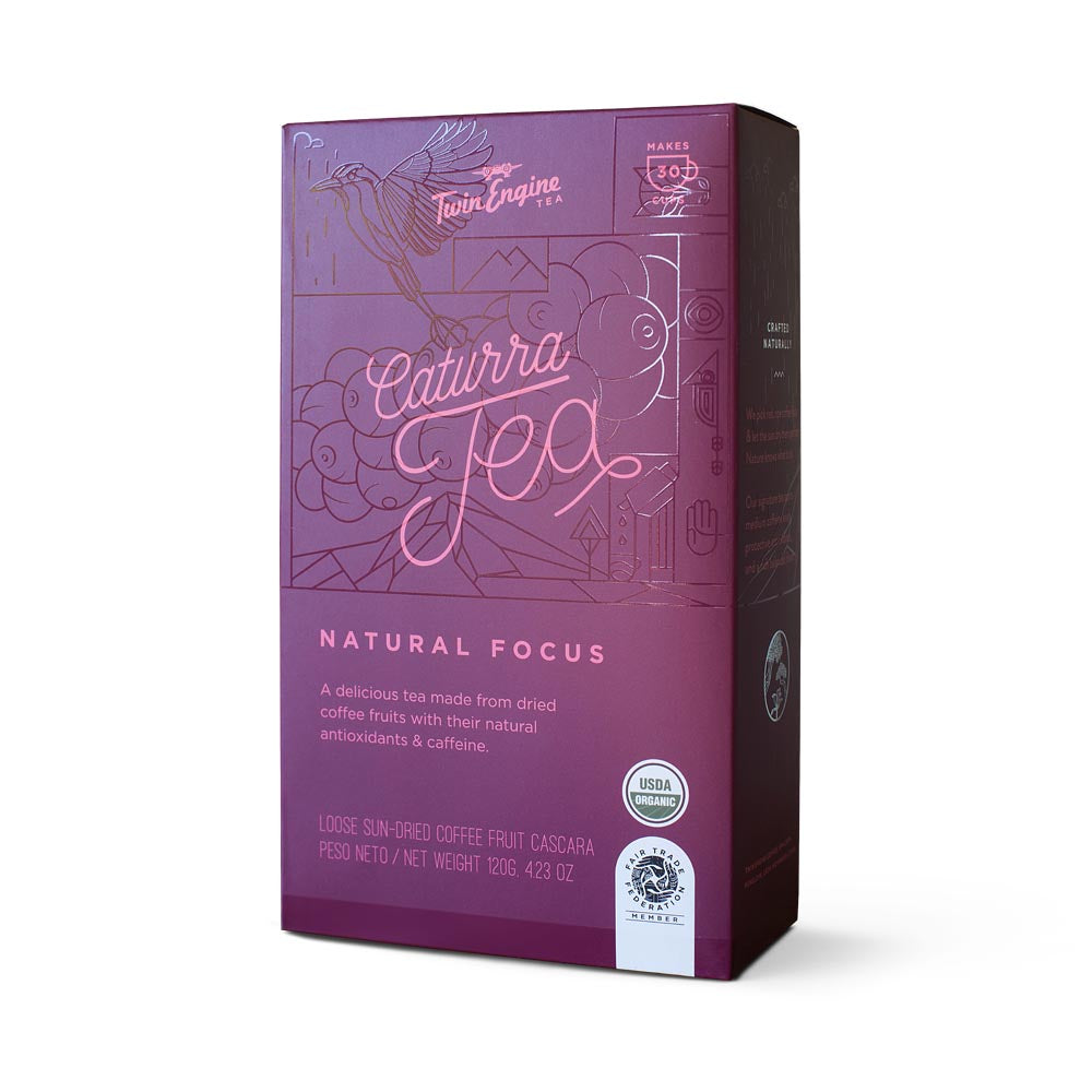 Twin Engine Caturra Tea - Small Things Fair Trade