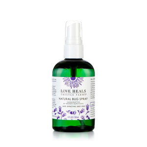 Natural bug spray - Small Things Fair Trade