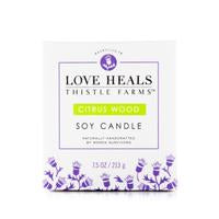 Soy Candle - Thistle Farms - Small Things Fair Trade