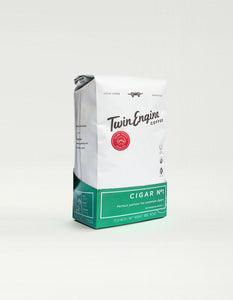 Twin Engine Coffee - Cigar #1 - Small Things Fair Trade