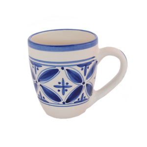 Blue Fez Mug - Small Things Fair Trade